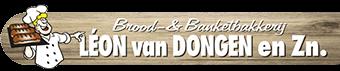 Bakkerij Leon van Dongen & Zn Logo
